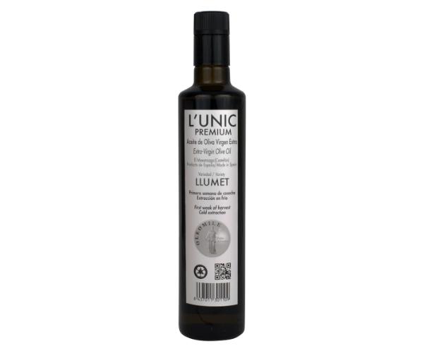 llumet extra virgin olive oil
