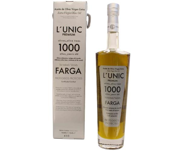 Lunic 1000 luxury olive oil