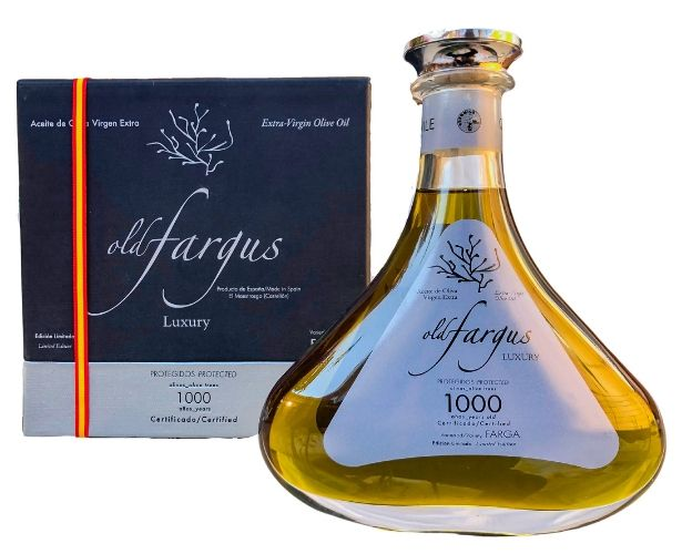 Oldfargus 1000 luxury farga olive oil