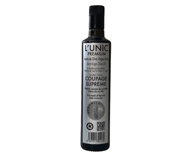 olive oil coupage supreme