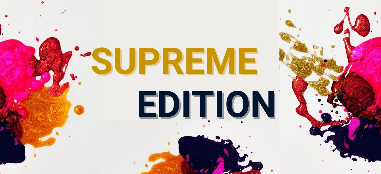 SUPREME EDITION - gourmet olive oil