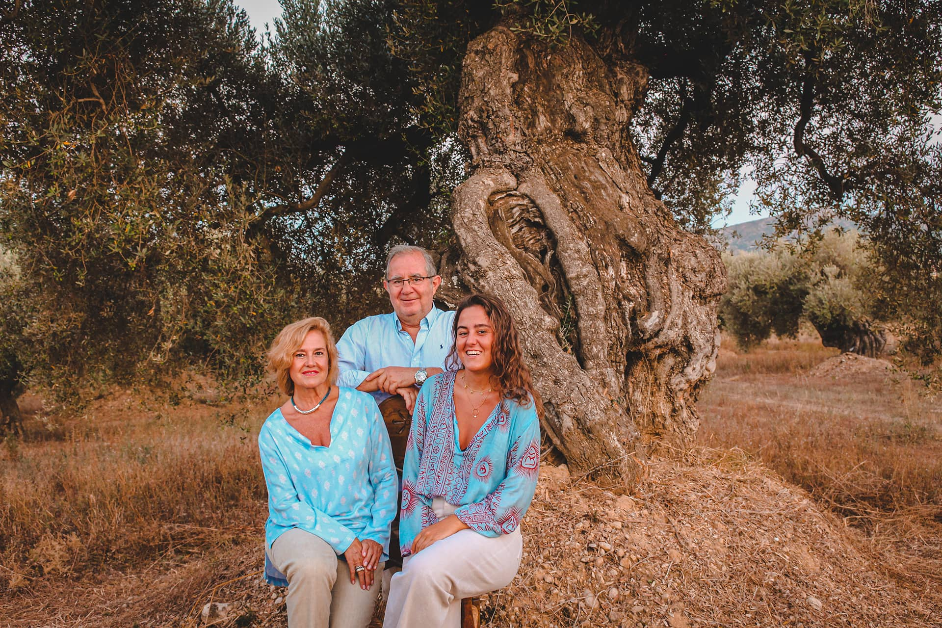 family legacy, ancient olive oil